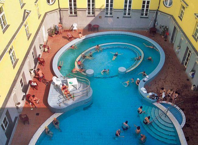 Lukacs Bath Outdoor Pools