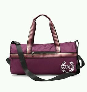 VICTORIA-039-S-SECRET-PINK-GYM-DUFFLE-bag