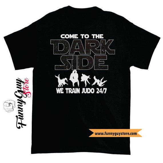 Judo T shirt / Judo Training Shirt / Martial Arts Shirt / Judo Gift / Judoist T shirt / Judo Teacher