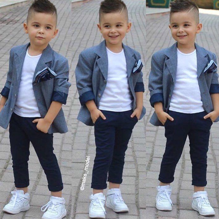 New Fashion Kids Fashion Boy Boys Summer Fashion Cute Boy Outfits