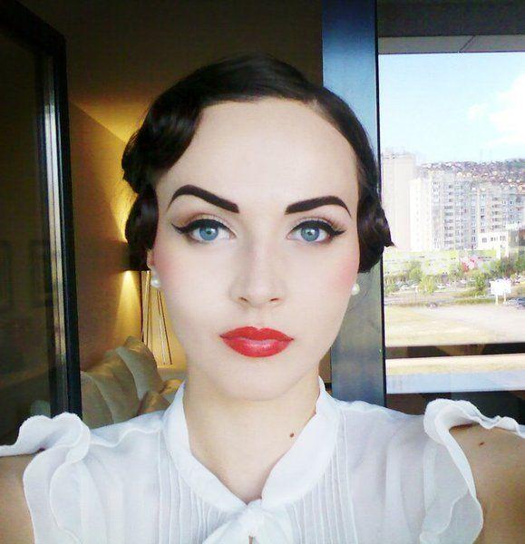 Les 47 Meilleures Images Propos De Maquillage Coiffure Ann E 20 Sur Pinterest Coup Canon