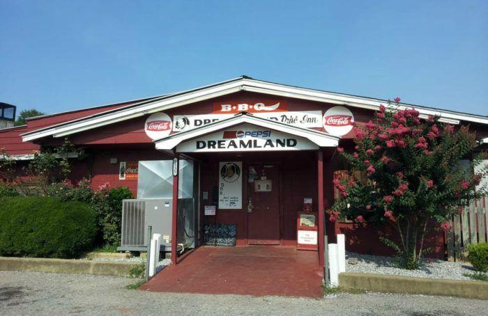 Dreamland Bar B Que Tuscaloosa Bbq Places