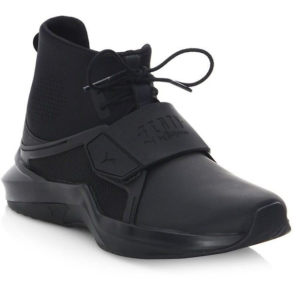 PUMA Women's FENTY by Rihanna Hi Top Trainer Sneakers Size