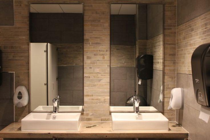 Top 28 commercial bathroom design ideas 1000 for Commercial bathroom design pictures