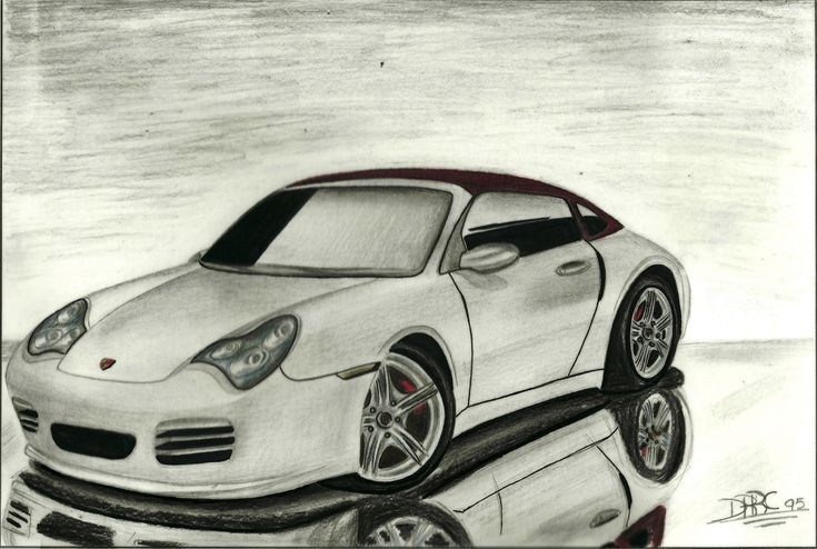 Mis Dibujos de autos, a mano. - Taringa!