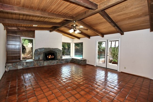 10 best saltillo tile ideas images on pinterest for Spanish style floor tiles