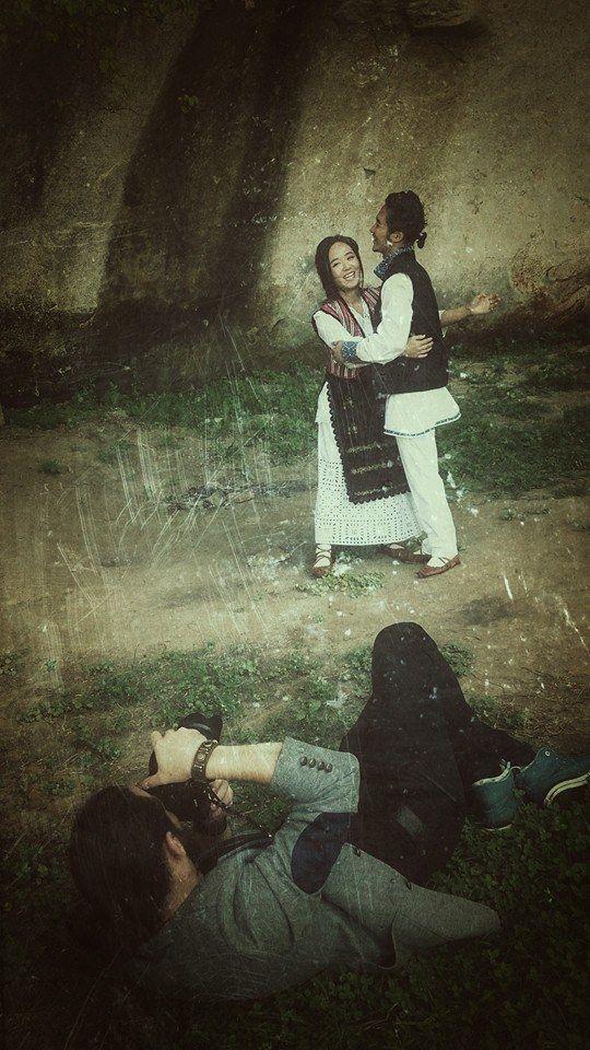 My traditional wedding in Romania   www.pure-romania.com   #traditional #wedding #mytraditionalwedding #Romania #southkorea #together #family #pureromania #dracula #fortress #corbi #corbiidepiatra #traditions #superechipaFotografulTAU