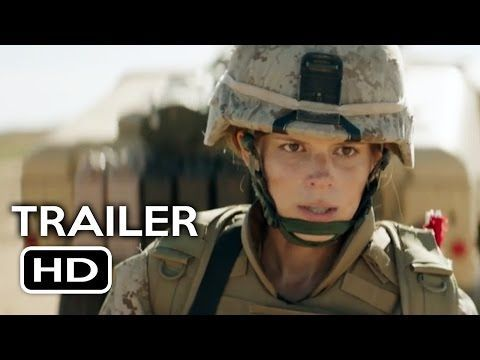 Awesome Movies to watch: MEAGAN LEAVEY (2017) Official Trailer - Drama. Kate Mara, Edie Falco, Common, Br... Movies...pass the popcorn please.