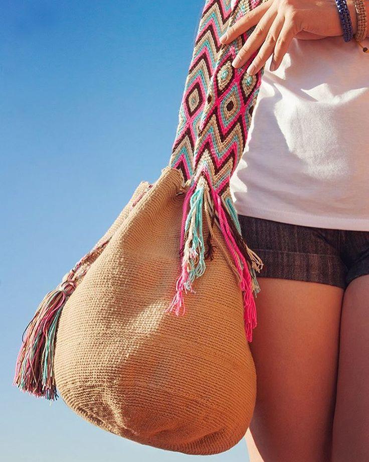 Kick off your shoes and enjoy what's under your feet. Mochila Wayuu Castilletes. Shop online.