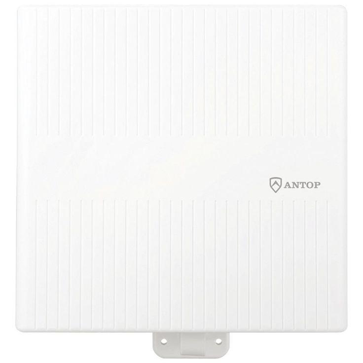 Antop Antenna Inc AT-413 Flat Panel Indoor-Attic-Outdoor HDTV Antenna