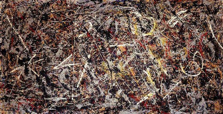 Современное Искусство :: Джексон Поллок