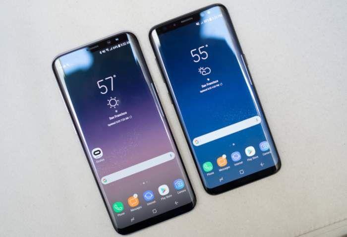 Samsung Galaxy S8 Mini Yolda