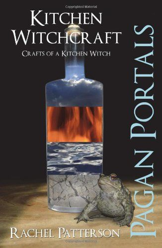 Pagan Portals - Kitchen Witchcraft: Crafts of a Kitchen Witch - - #witchcraft #pagan #wicca