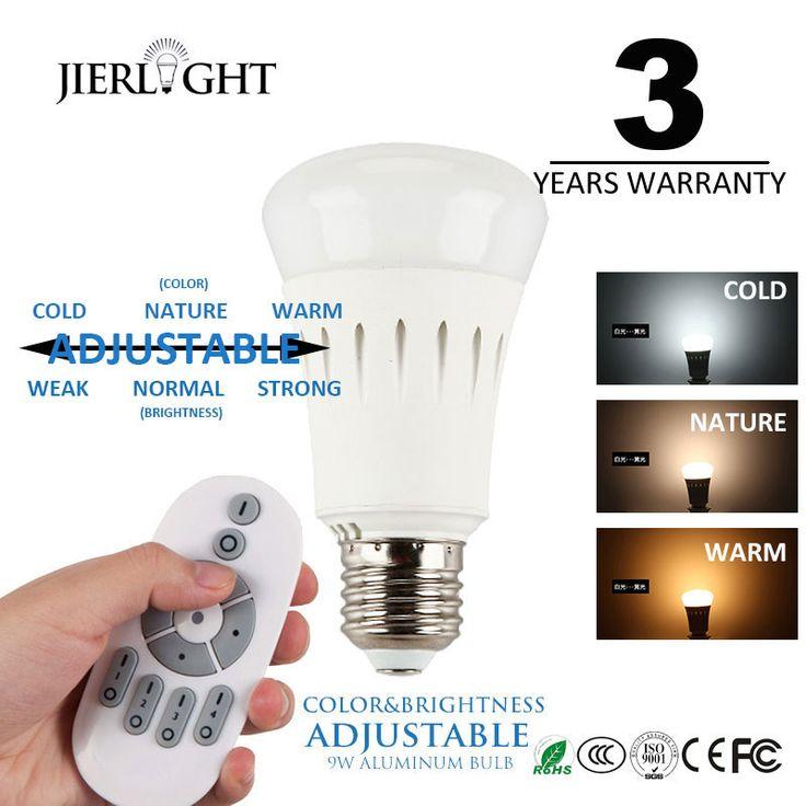 Goedkope 2.4 Ghz Helderheid 9 W Dimbare E27 LED Lamp Licht Podium Met Afstandsbediening Led Verlichting Voor Thuis AC220v CCT Verstelbare, koop Kwaliteit Led-lampen & Buizen rechtstreeks van Leveranciers van China: 2.4 Ghz Helderheid 9 W Dimbare E27 LED Lamp Licht Podium Met Afstandsbediening Led Verlichting Voor Thuis AC220v CCT Verstelbare