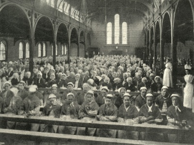 Holborn Union Workhouse, Mitcham, Surrey