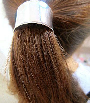 Hw 024 мода ювелирных изделий для женщин 2013 европейских и американских металла панк Hairwear ленты для купить на AliExpress