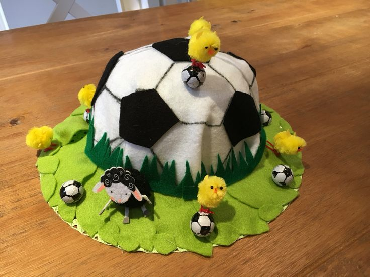 how to make easter hat for a boy