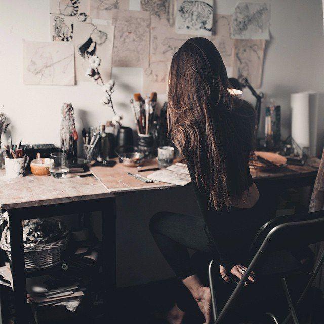 Schönheit ist zu großen Teilen, das fehlen von Eitelkeit.
