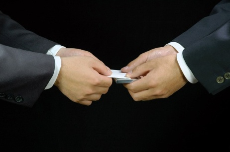 Business Card Etiquette in Asia; present the card with two hands (where practical)as the most important thing in the world. Never stack your business cards and then offer; upon receipt of a card, do not put it straight into your wallet or back pocket - instead inspect it, read out the name on the card, then refrain from writing on the business card in the presence of the person giving it to you. Carry a special card wallet with you, put your own cards on one side and the new ones on the…