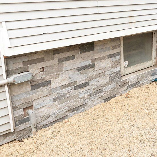 Best 25 Faux Stone Veneer Ideas On Pinterest Faux Stone Walls Diy Interior Stone Wall And