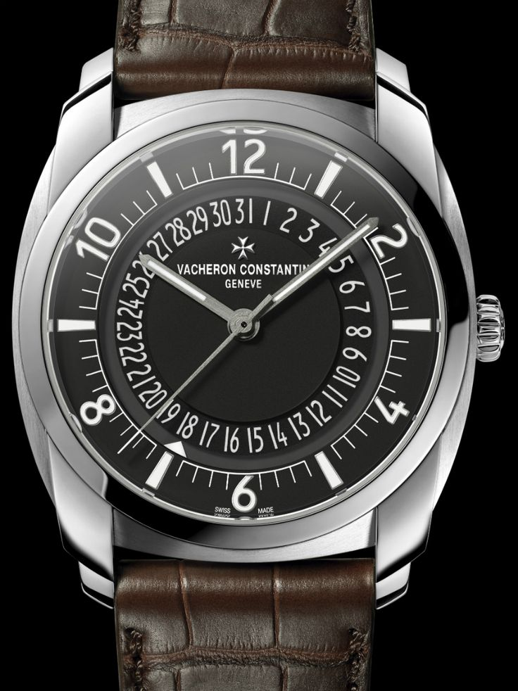 """Vacheron Constantin Quai De L'Ile 4500S Watch - on aBlogtoWatch.com """"This year will be a tough one for watch brands. Watch sales have been declining sharply in some key markets, and brands need to react swiftly if they are to succeed in such an environment. Is a $14,900, steel, time-and-date watch the right answer? With their new Vacheron Constantin Quai de l'Ile Reference 4500S – the first Quai de l'Ile watch to be offered in stainless steel – Vacheron Constantin appears to think it is..."""""""