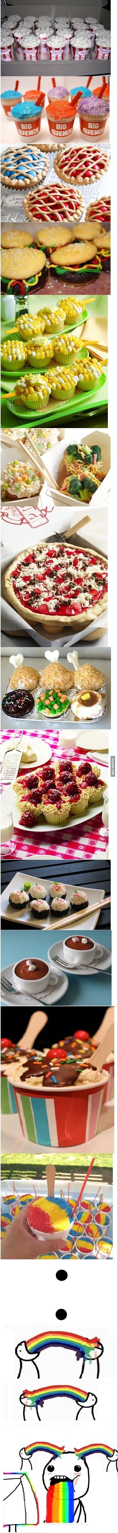 Cupcaking LvL : Ninja! (dont get fooled by their appearance)