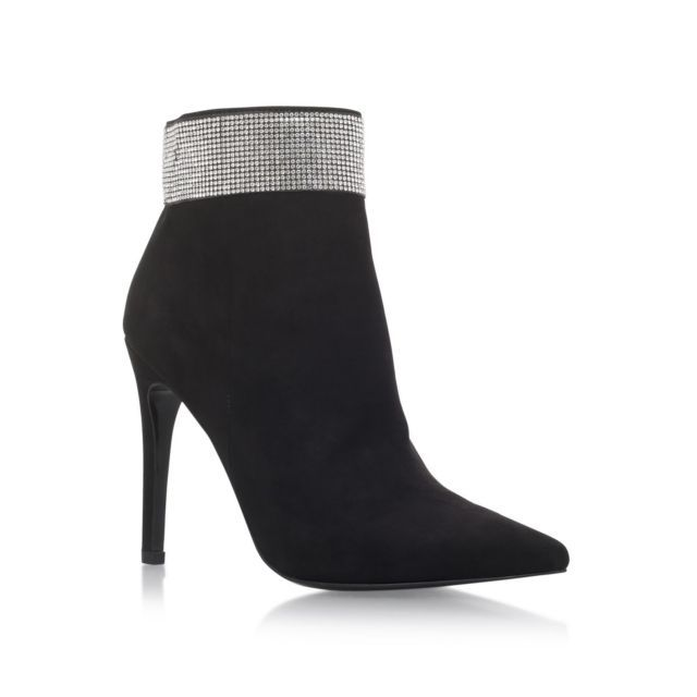 Carvela Gentry high heel ankle boots, Black | Shener Chelebi on WeShop