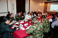 Noticias de Cúcuta: Entre las autoridades policiales y militares, la G...