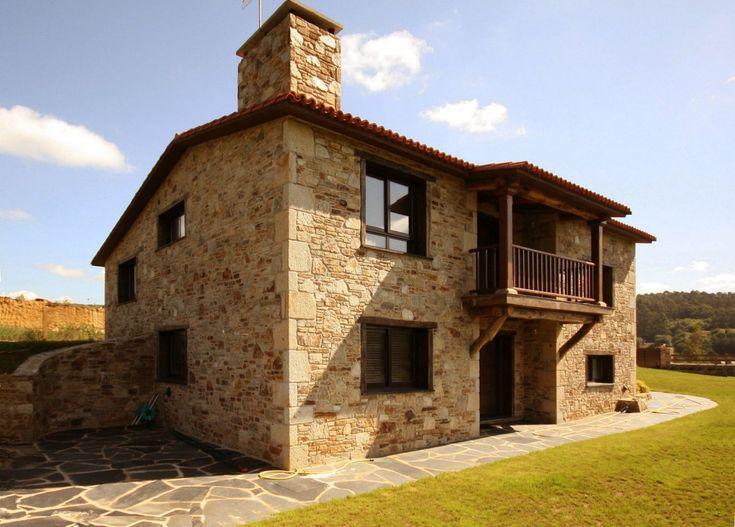 M s de 25 ideas incre bles sobre casas r sticas en - Casas rusticas galicia ...