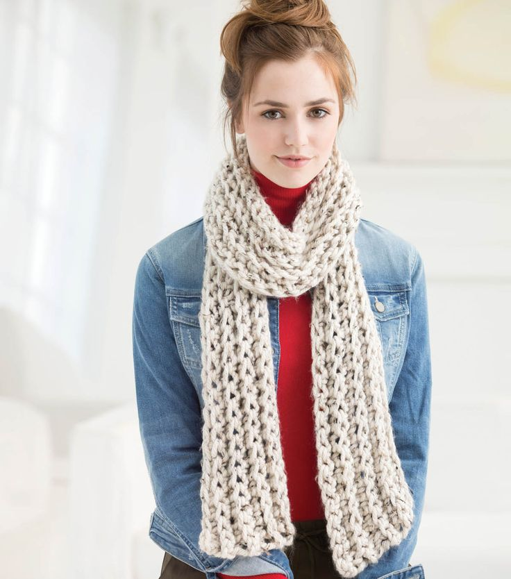 408 best images about Knit with Jo-Ann on Pinterest Knit patterns, Knit sca...