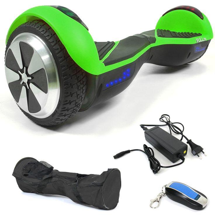 Detta är PRO-modellen av AirBoard Optimus med dubbla 350W elmotorer. Just nu ingår ett 36V 4,4Ah lithiumbatteri från LG, integrerad Bluetooth-högtalare, praktisk bärväska samt fjärrkontroll. Däcken är solida vilket gör att du slipper punkteringar. En inbyggd gyrofunktion gör att du håller balansen, och genom att luta dig får du din Airboard att röra sig i önskad riktning. Modellen har 2x350W motorer vilket ger bra ork även i motlut. Ett 36V 4,4 Ah lithiumbatteri från LG ger en räckvidd om…