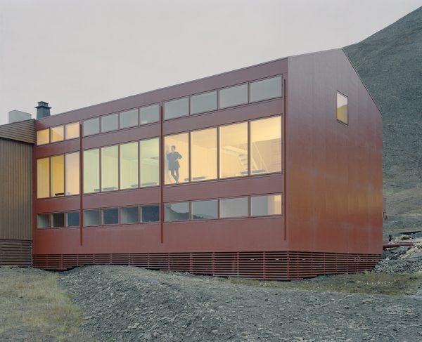 Brendeland & Kristoffersen- Svalbard housing