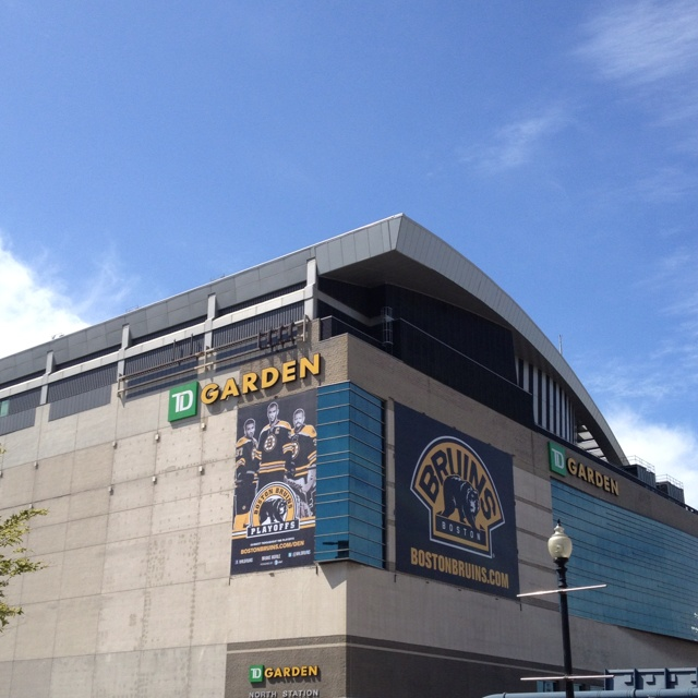 One Day:) See A Bu0027s Game At TD Bank North Garden Arena