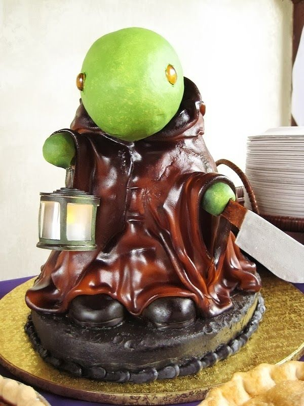 16 Awesome Video Games Cakes