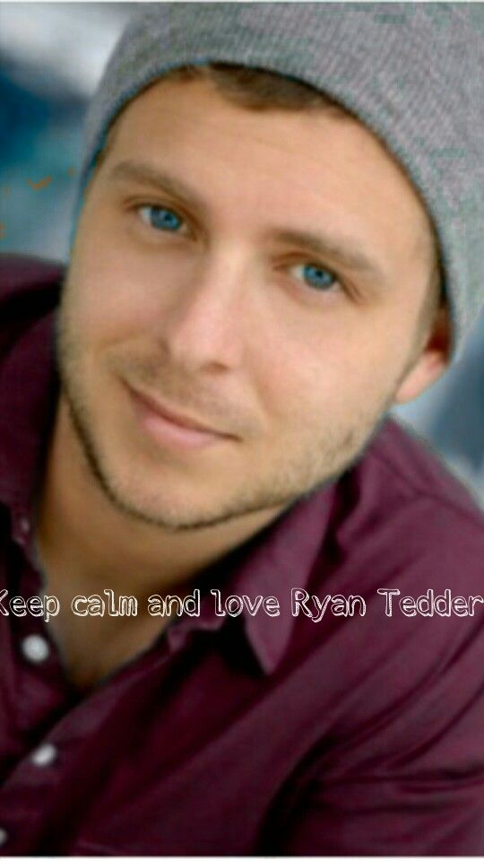 I love Ryan Tedder and his band OneRepublic! Love this!!♡♡