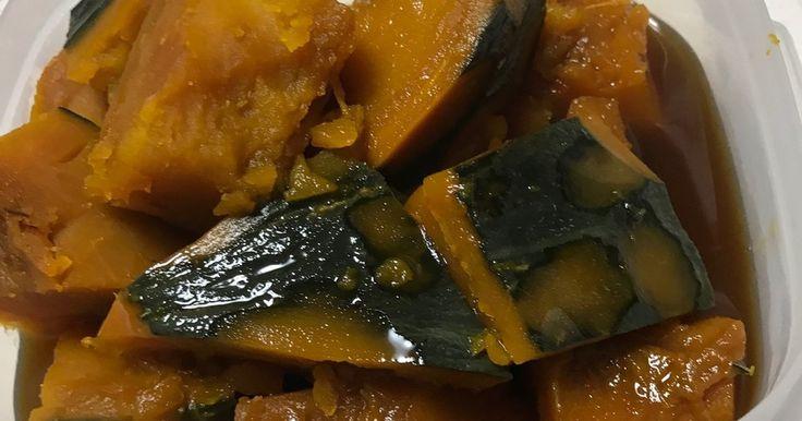 炊飯器でかぼちゃの煮物 by ろびりり [クックパッド] 簡単おいしいみんなのレシピが274万品