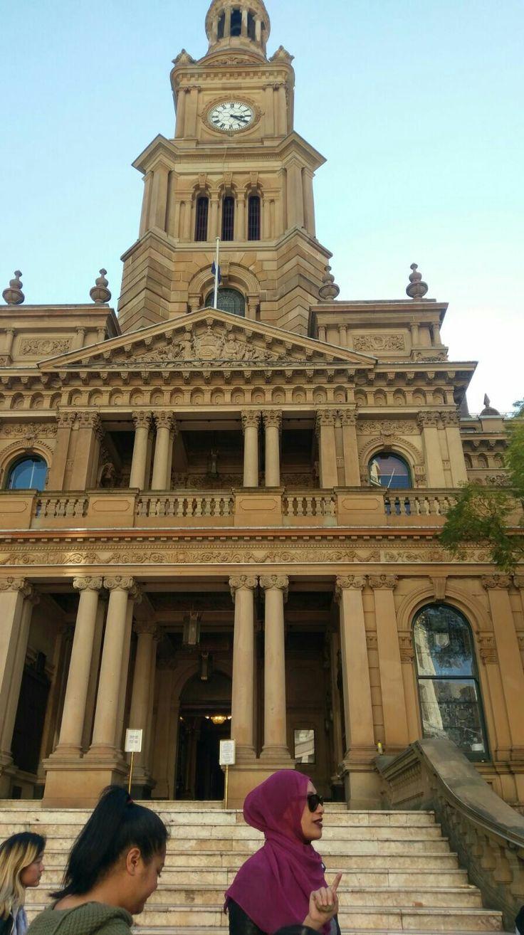 Sydney, the city