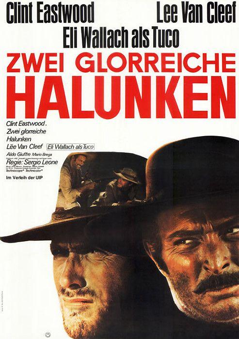 Poster zum Film: Zwei glorreiche Halunken