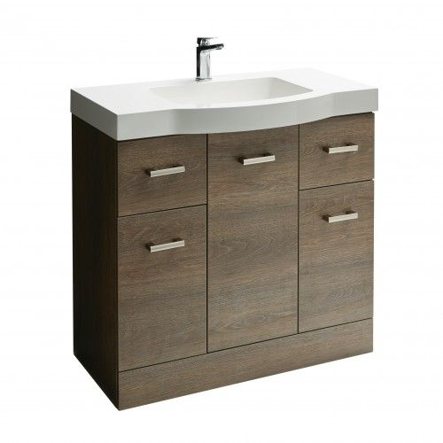 Sumner 900 Classic Floor Standing Vanity - Getting in Carbon NOT Oak