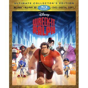 Wreck It Ralph Bluray Giveaway worth $34 each. Click to enter. Ends 3/19/13. #sweepstakes #giveaway #contest #WreckItRalph