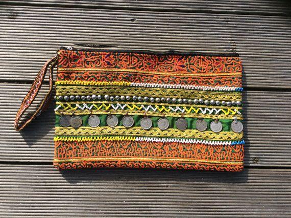 Banjara+clutch+vintage+Ethnic+antique+gipsy+boho+style+by+pasaje