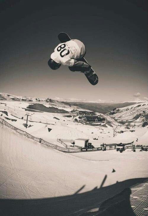 #snowboarding #PushItToTheLimit