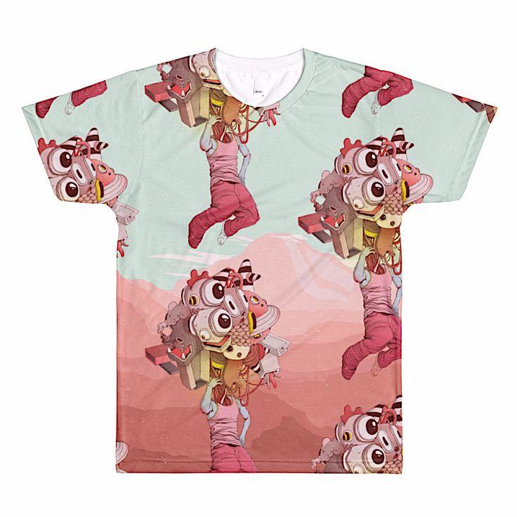Colorful Art Shirt LIX