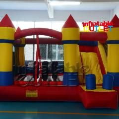 [ $25 OFF ] Residential Bounce House Inflatable Combo Slide Bouncy Castle Jump Inflatable Bouncer