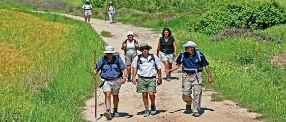 Pilgrimsvandring till Santiago med Prima Travel