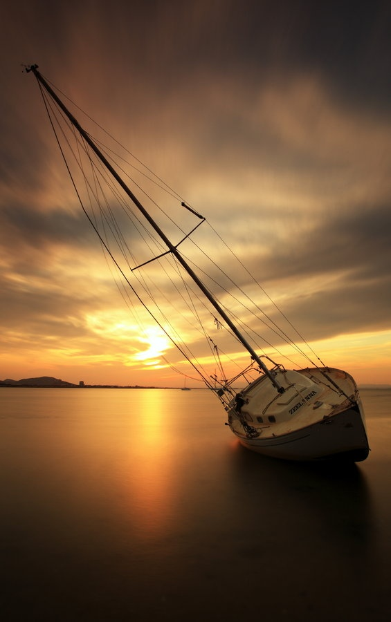 Sunset by Doroteo Tobarra Narro, via 500px