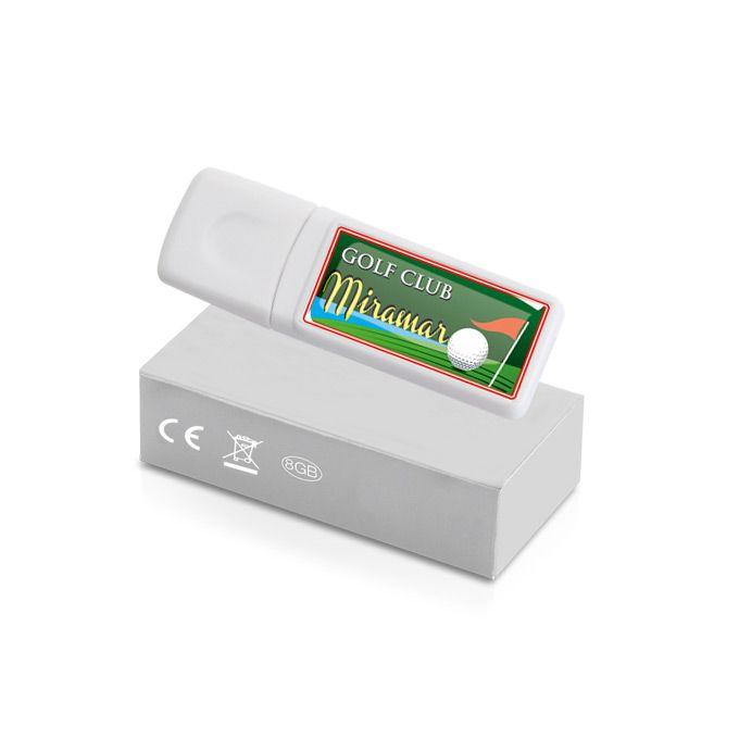 Memoria USB 8GB Hedel