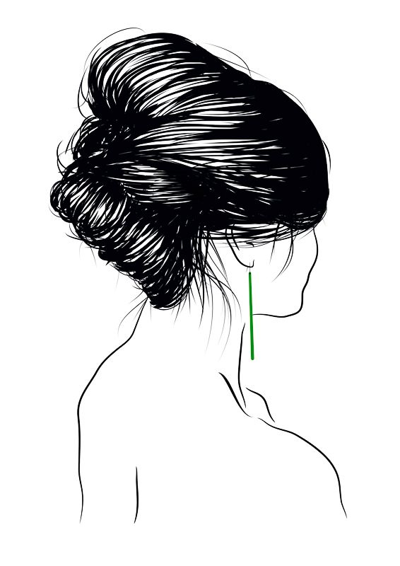 HAIR 1:  Wacom tablet artwork