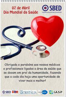 Dra Liege Mentz-Rosano  Vencendo a Dor: Dia Mundial da Saúde
