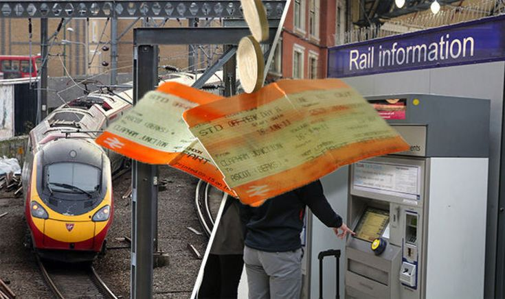 Train companies to sell cheaper advance tickets just TEN MINUTES before boarding